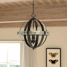 4 light chandelier laurel foundry modern farmhouse pearl globe equinox antique bronze 4 light chandelier jolette