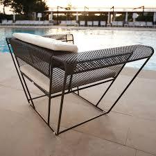 contemporary metal furniture. Contemporary Metal Furniture. TALENTI Float Modern Wrought Iron Garden Furniture   Sofa Quality O