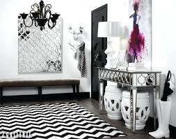 entryway stylish home decor chic furniture at affordable prices z