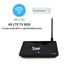4G Lte Android Tv Box Android 7.1 RK3229 1GB DDR3 8GB EMMC Thông Minh Set  Top Box 2.4G Ăng Ten WiFi 4K H.265 4G Thẻ Micro SIM TVBOX|Set-top Boxes