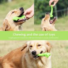 durable dog chew toys bone chew toy for puppy dogs indestructible for aggressive chewers