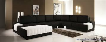 modern sofas for sale. Extra Large Modern Sofa Set, Classic Black White Sofas Hot Sale Furniture Top Grain Leather For