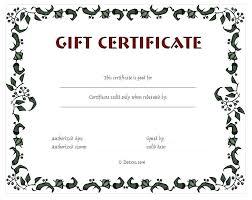 waste free gift certificates free gift voucher template gift voucher gift certificate template free