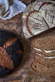 Jeffrey Hamelmans Black Bread Recipe In 2019 Bread And Other
