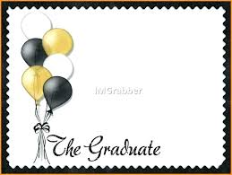 Graduation Invitation Templates Microsoft Word Printable Graduation Invitation Templates Microsoft Word Free