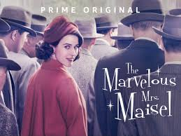Image result for the amazing mrs maisel on amazon prime