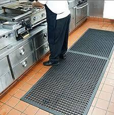 kitchen floor mats. Interesting Mats AntiFatigue Rubber Floor Mats For Kitchen New Bar  Commercial Heavy Duty With I