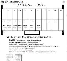 08 f350 mirror wiring diagram wiring diagram inside