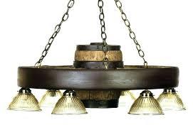 wagon wheel chandeliers chandelier vintage light fixture antique