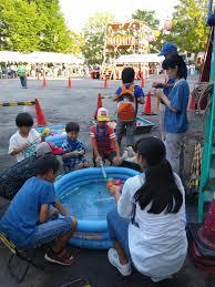 2015年7月20日21日 夏祭り屋台出店 ボーイスカウト横浜第65団