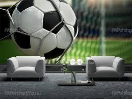 Fotobehang Posters Voetbal Goal Artpainting4youeu Mcd1030nl
