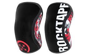 Rocktape Knee Sleeve Size Chart Rocktape Assassins Knee Sleeves Rogue Fitness