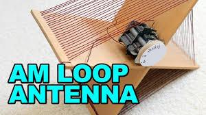 am loop antenna very effective diy