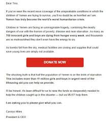 Sample Donation Letters How To Write The Perfect Donation Letter Examples
