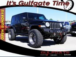 new 2018 jeep wrangler 4wd unlimited sahara