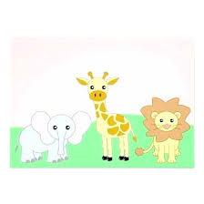 Jungle Baby Shower Invitations Safari Theme Invitation Template