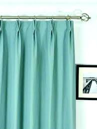 how to hang pinch pleat curtains pleated traverse rod ds curtain design 4 g dry hooks
