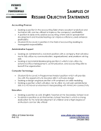 Graduate Nurse Resume Objective Statement Vimosoco