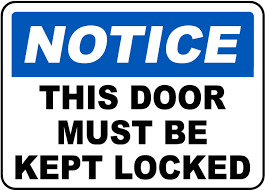 Signs For Osha Signs Lock Door wwwsignsphotocom