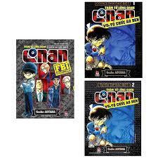 Truyện Conan Bằng Tiếng Anh