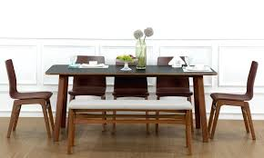 black round kitchen table set furniture six person dining table dining table design black dining table