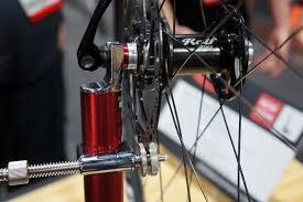 Pro Bike Display Stand Review IB100 Feedback Sports' Sweet Truing Stand w Disc Brake Rotor 11