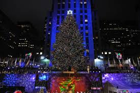 rockefeller center tree lighting 2016 time location performers channel and more nj com