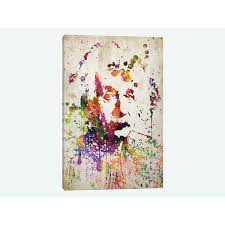 <b>Albert Einstein Wall</b> Art | Wayfair