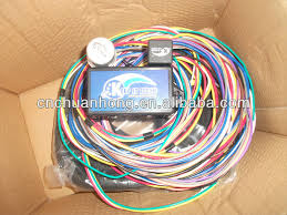 harley flst softail fat boy main wire wiring harness loom buy 99 harley flst softail fat boy main wire wiring harness loom