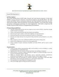 Help Writing A Resume Doctoral Dissertation Award EDDA EURO nonprofit resume cover 97
