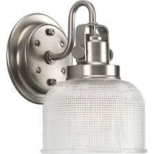 progress lighting eden collection. progress lighting archie collection 1-light antique nickel vanity fixture eden a