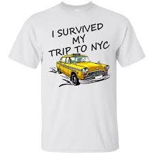 Spiderman: Homecoming - <b>I Survived My Trip</b> To NYC Shirt, Hoodie ...