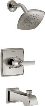 Delta Faucet T14464 Ss Ashlyn Tub Shower Trim Stainless