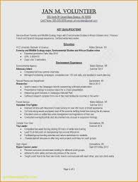 First Resume Examples Local Part Time Jobs Resume Inspirational
