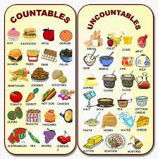 Singular And Plural Nouns Chart Nouns Basic English Grammar Lessons