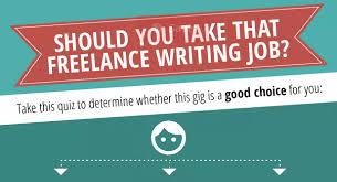 should you take that lance writing job infographic should you take that lance writing job infographic digital internet