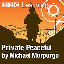 bbc school radio private peaceful by michael morpurgo michael bbc school radio private peaceful by michael morpurgo