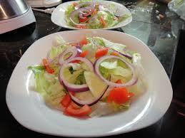 just like olive garden salad