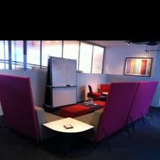 private office design. Bix Lounge System Used For Private Meetings Office Design