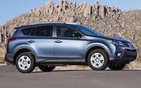 2013 Toyota RAV4 Named IIHS Top Safety Pick