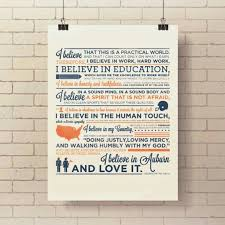 auburn creed wall art