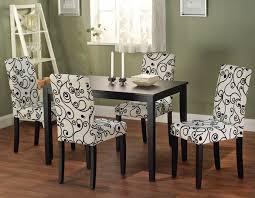 innovative fabric dining room chairs unique regarding cloth decor 10