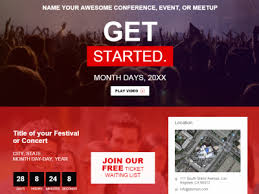 Event Website Template Gorgeous Conference EVENT Meetup SUMMIT Website Template By Irving