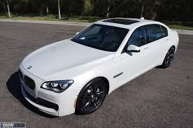 bmw 2013 white. Simple Bmw 2013 BMW 750Li M Sport Frozen Brilliant White 02 655x435 Intended Bmw White W