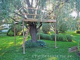 simple tree platforms.  Simple Tree House Ladder Plans Beautiful Simple Fort Plan Platform And  Supports Throughout Platforms