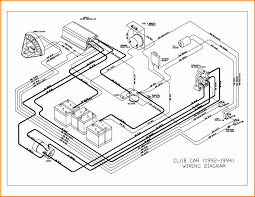 Wiring diagram for 48 volt club car golf cart refrence diagram likewise club car golf