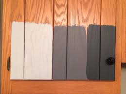 How To Refinish Kitchen Cabinets Without Stripping Painting Over Oak