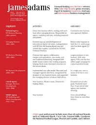 Great Resume Great Resume 100 This Excellent Design Uses The Principles Of 10