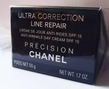 chanel ultra correction line repair. chanel precision ultra correction line repair anti-wrinkle day cream o
