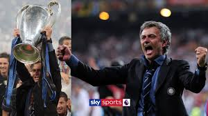 Jose Mourinho relives winning the 2010 Champions League with Inter Milan! -  The Global Herald